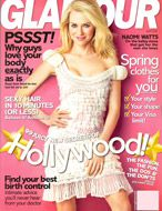 Glamour March 2008